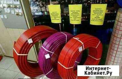 Трубы для теплого пола Астрахань