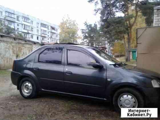 Renault Logan 1.4МТ, 2008, седан Псков