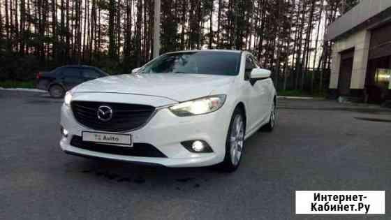Mazda 6 2.5AT, 2013, седан Йошкар-Ола