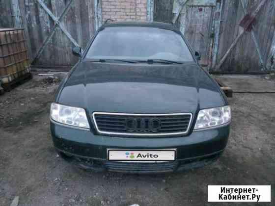 Audi A6 2.5МТ, 1999, универсал Волгоград