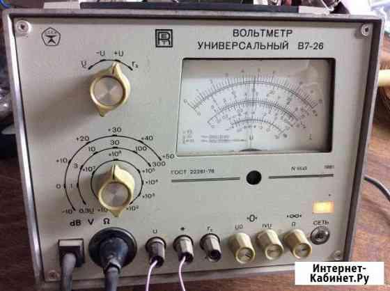 Вольтметр В7-26 Астрахань