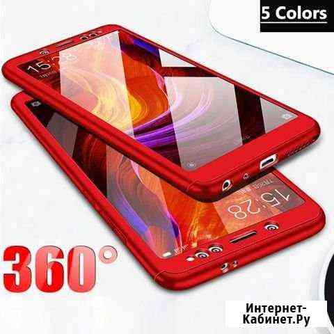 Чехол на Xiaomi mi A2, плюс стекло Анапа