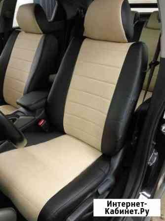 Чехлы Автопилот на Honda Civic 5d Волгоград