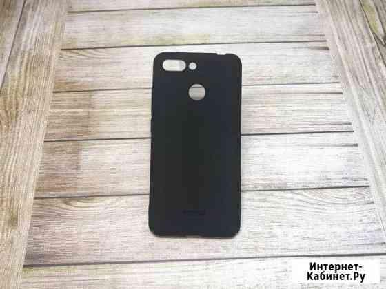 Чехол Xiaomi Redmi 6 kstati Soft (черный) 53959 Уфа