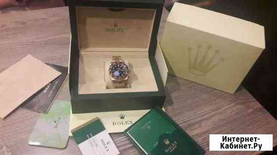 Rolex gmt master Санкт-Петербург