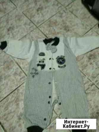 Одежда для мальчика 68-74 пакетом Оренбург