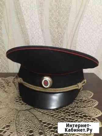 Полицейская фуражка Астрахань