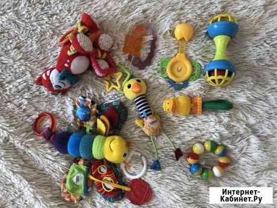 Развивающие игрушки и погремушки для малыша Нижний Новгород