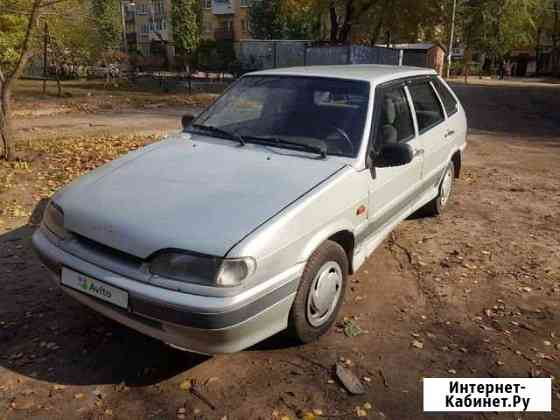 ВАЗ 2114 Samara 1.5МТ, 2004, хетчбэк Воронеж