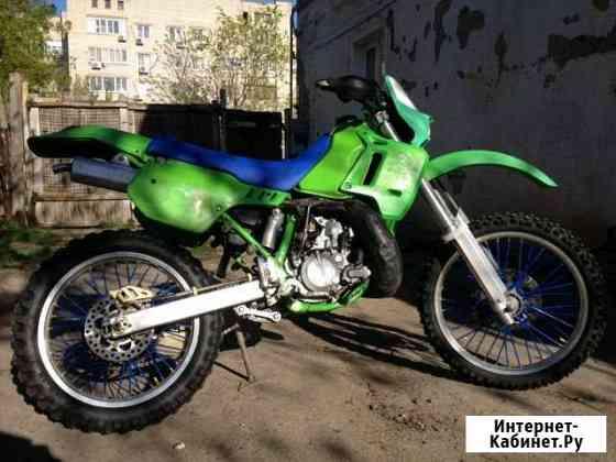 Kawasaki kdx 200 Астрахань