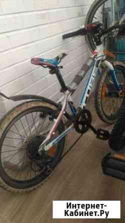 Детский велосипед Cube Race Team 20 Тула