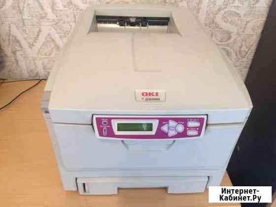 Принтер Oki С5400 Оса