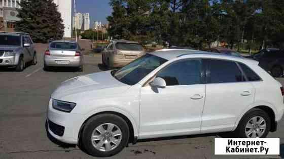 Audi Q3 2.0AMT, 2012, внедорожник Новосибирск