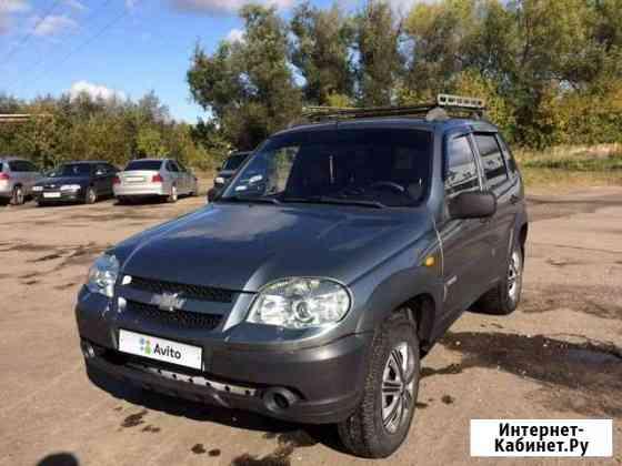 Chevrolet Niva 1.7МТ, 2009, внедорожник Ярославль