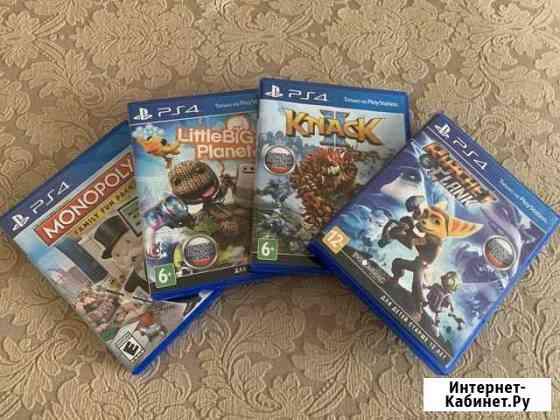 Ratchet & Clank и игры для PS4 Москва