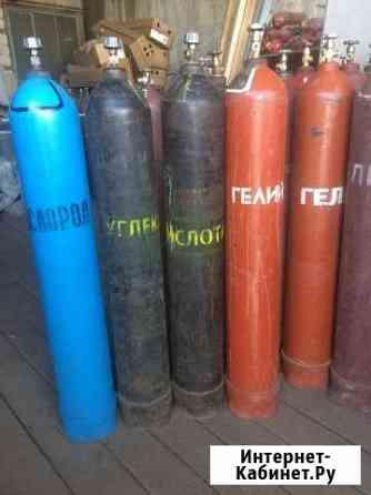 Углекислота со2 газ для пива и сварки 40л Барнаул
