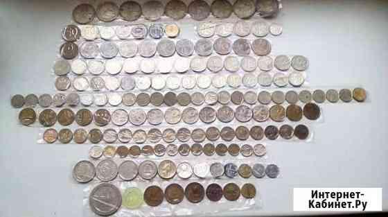 Коллекция монет СССР Советск
