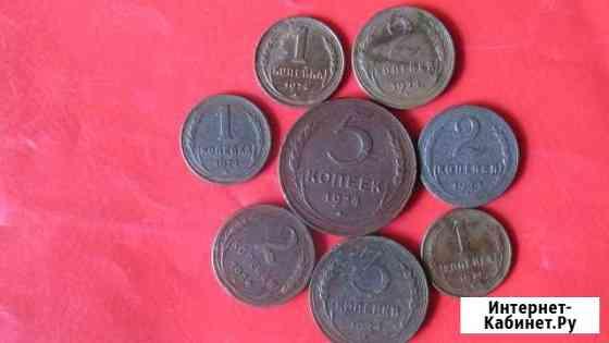 Монеты 1924 г Краснодар