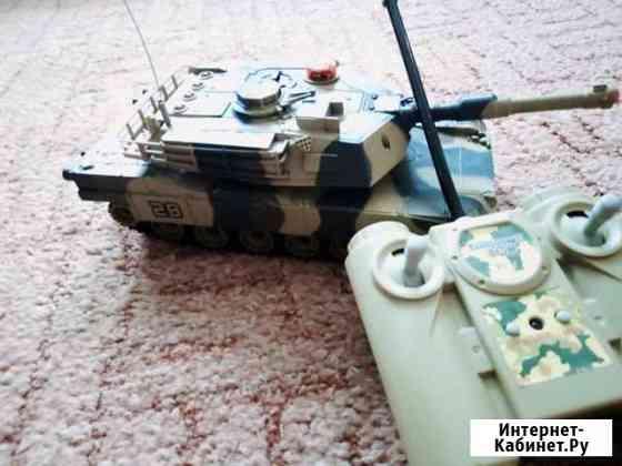Радиоуправляемая игрушкаТанковый бой Нефтекамск
