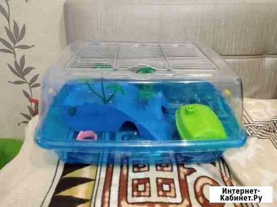 Клетка для грызунов Тверь