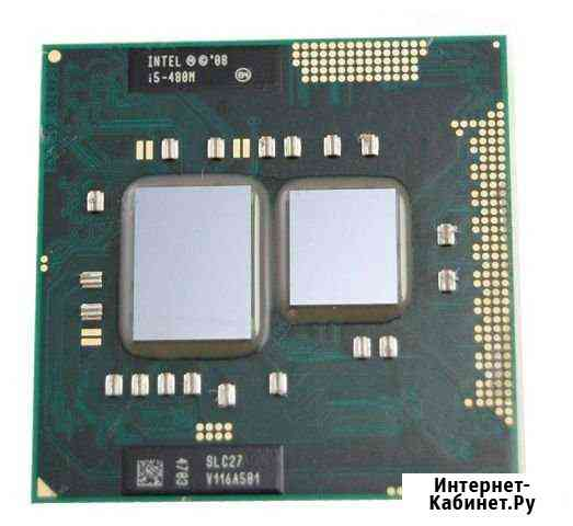 Intel Core i5-480M Ухта