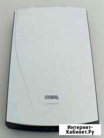 Планшетные сканеры Benq 5560, HP sj3500c Тамбов