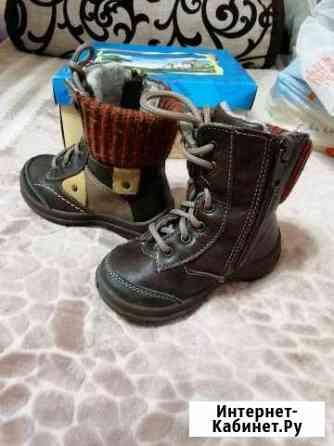 Ботинки демосезонные унисекс Белгород