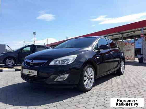 Opel Astra 1.4МТ, 2010, хетчбэк Иваново