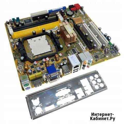 Asus m3a78-emh hdmi socket AM2+/AM2 phenom X4 Калуга