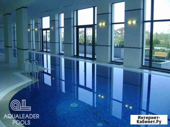 Строительство бассейнов по индивидуальным проектам Краснодар