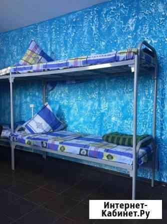 Металлические кровати для рабочих Москва