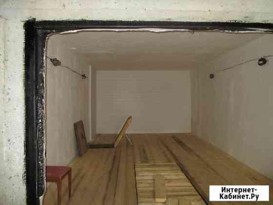 Капит. кирпичный гараж в ГСК 4б -33кв м. (подвал) Перекопский городок Владимир