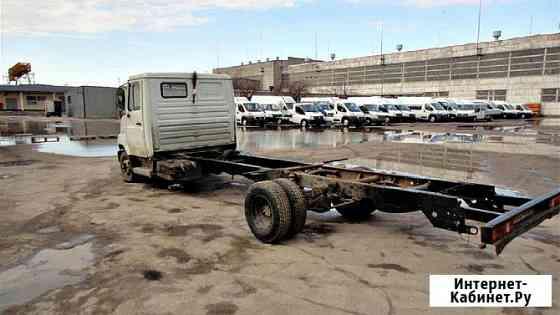 Удлиняем грузовые автомобили ЗиЛ 5301 Бычок с установкой европлатформы Самара