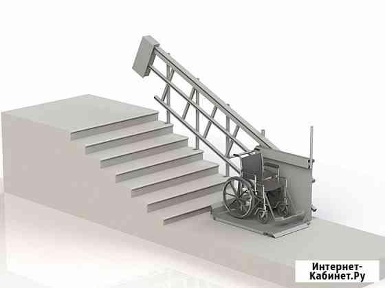 Вертикальный подъемник для инвалидов и МГН. ГОСТ Краснодар
