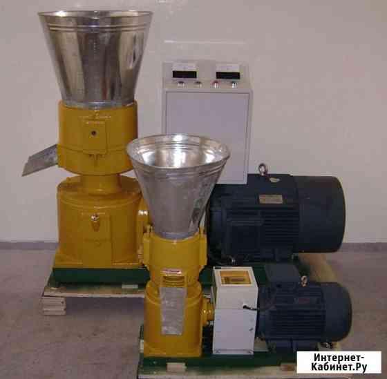 Оборудование GRAN для утилизации опила и производства пеллет Химки