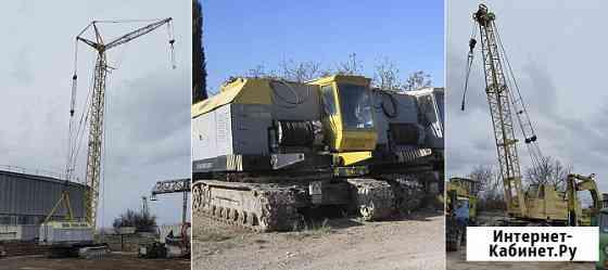 Аренда строительной техники в Крыму и Севастополе Севастополь