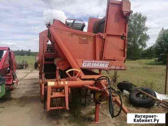 Комбайн картофелеуборочный Grimme sr 80-40 Себеж