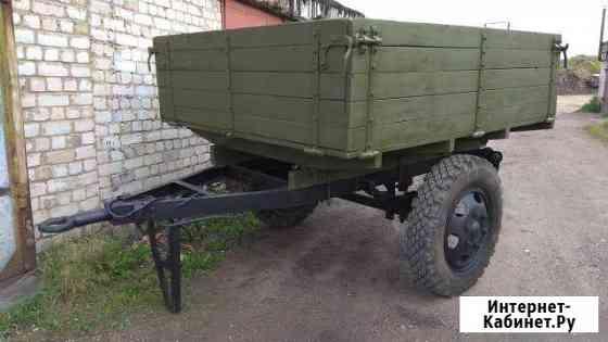 Прицеп на базе газ 51 военный С хранения Москва