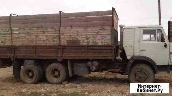 Камаз 53212 бортовой, контейнер Элиста