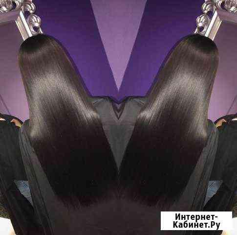 Ботокс волос,кератиновое выпрямление Люберцы