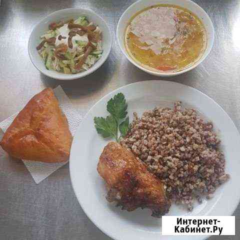 Доставка обедов в офисы и на предприятия Челябинск