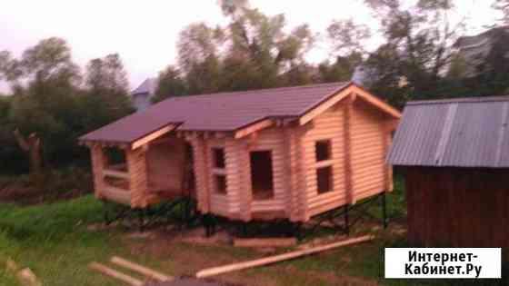 Бригада плотников,выполнит отделочные работы В дом Тверь