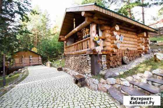 Бани на дровах Елки и Волки Красноярск
