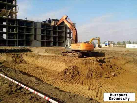 Снос зданий, демонтаж, котлованы, благоустройство Краснодар