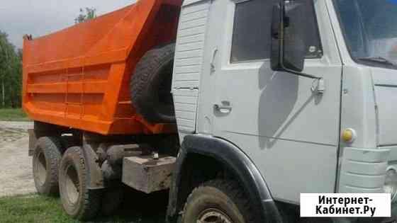 Камаз доставка песок щебень вывоз мусора Нововоронеж