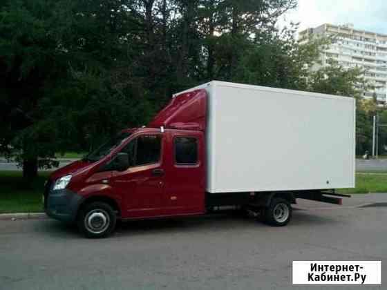 Газель 3м, портер, грузовые перевозки Москва