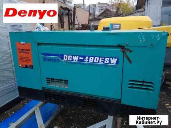 Аренда дизельного сварочного генератора Denyo 480 Ханты-Мансийск