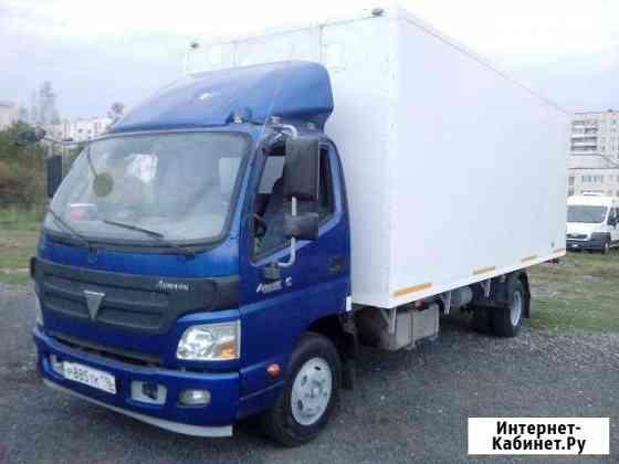 Грузовые перевозки, переезды до 5 тонн Санкт-Петербург