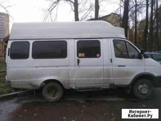 Микроавтобус на заказ Пермь