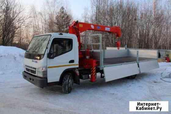 Авто с краном манипулятором (воровайка) Вологда